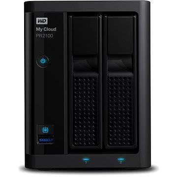 WD My Cloud Pro PR2100 8TB (2x 4TB) (WDBBCL0080JBK-EESN)