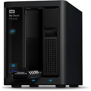 WD My Cloud Pro PR2100 20TB (2x 10TB) (WDBBCL0200JBK-EESN)