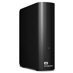 WD Elements Desktop 5TB (WDBWLG0050HBK-EESN)