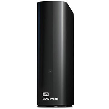 WD Elements Desktop 8TB (WDBWLG0080HBK-EESN)