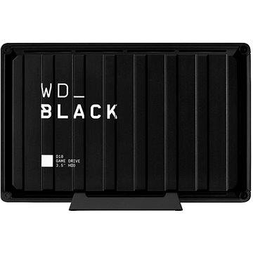 WD BLACK D10 Game drive 8TB, černý (WDBA3P0080HBK-EESN)