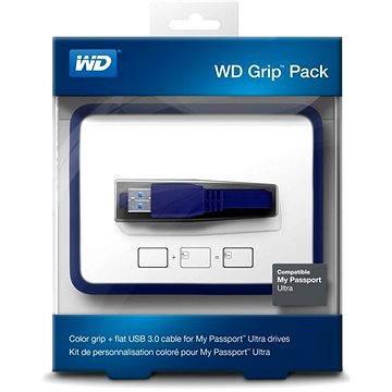 WD Grip Pack 500GB/1TB Slate, tmavě modrý (WDBZBY0000NBA-EASN)