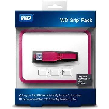 WD Grip Pack 500GB/1TB Fuschia, růžový (WDBZBY0000NPM-EASN)