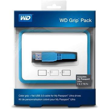 WD Grip Pack 2/3/4TB Sky, modrý (WDBFMT0000NBL-EASN)