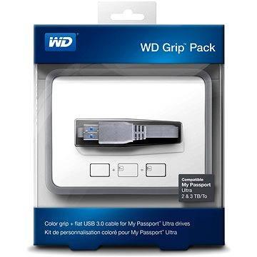 WD Grip Pack 2/3/4TB Smoke, šedý (WDBFMT0000NSL-EASN)