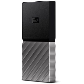 "WD 2.5"" My Passport SSD 512GB Silver/Black (WDBK3E5120PSL-WESN)"