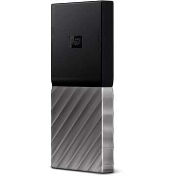 "WD 2.5"" My Passport SSD 1TB Silver/Black (WDBK3E0010PSL-WESN)"