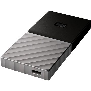 WD My Passport SSD 256GB Silver/Black (WDBKVX2560PSL-WESN)