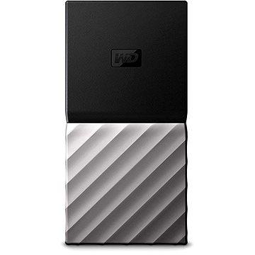 WD My Passport SSD 2TB Silver/Black (WDBKVX0020PSL-WESN)