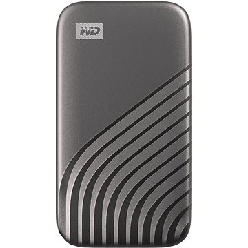 WD My Passport SSD 500GB Gray (WDBAGF5000AGY-WESN)