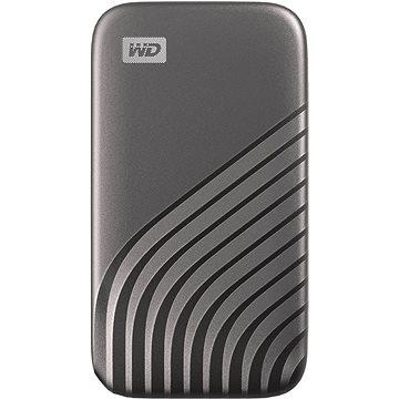 WD My Passport SSD 2TB Gray (WDBAGF0020BGY-WESN)