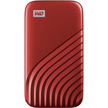 WD My Passport SSD 2TB Red (WDBAGF0020BRD-WESN)