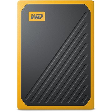 WD My Passport GO SSD 500GB žlutý (WDBMCG5000AYT-WESN)