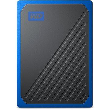 WD My Passport GO SSD 1TB modrý (WDBMCG0010BBT-WESN)