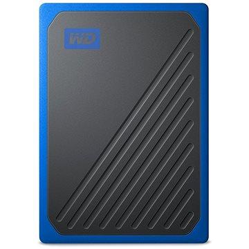WD My Passport GO SSD 2TB modrý (WDBMCG0020BBT-WESN)