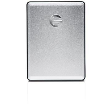 G technology G-DRIVE mobile 4TB, Stříbrná (0G06074)