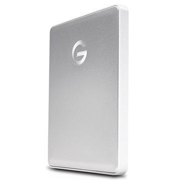 G technology G-DRIVE Mobile USB-C 1TB, Stříbrná (0G10264)