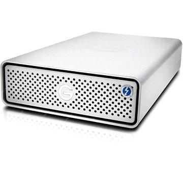 G technology G-DRIVE Thunderbolt 3, 4TB, Stříbrná (0G05364)