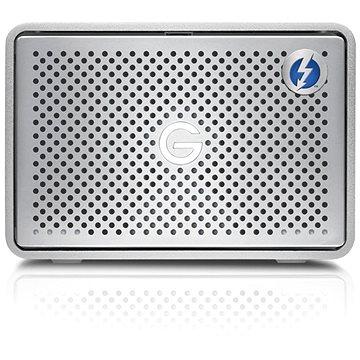 G technology G-RAID Thunderbolt 3, 12TB, Stříbrná (0G05754)