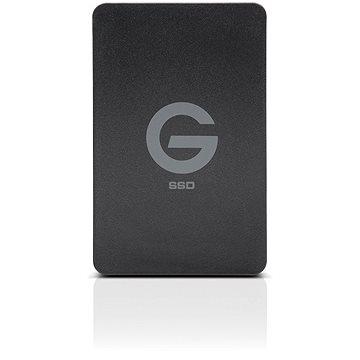 G technology G-DRIVE Mobile SSD ev RaW 500GB, Černá (0G04756)
