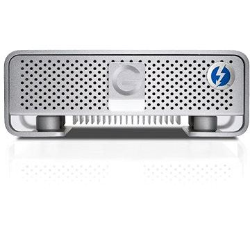 G technology G-DRIVE Mobile Thunderbolt 1TB, Stříbrná (0G03041)