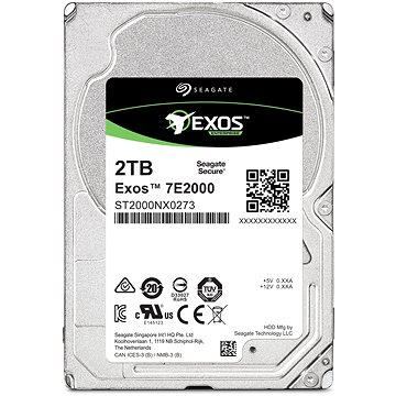 Seagate Exos 7E2000 2TB (ST2000NX0253)