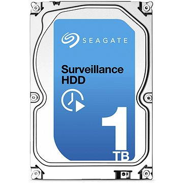 Seagate Surveillance 1TB + Rescue Plan (ST1000VX003)