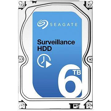 Seagate Surveillance 6TB + Rescue Plan (ST6000VX0011)