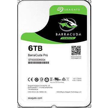 Seagate BarraCuda Pro 6TB (ST6000DM004)