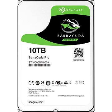Seagate BarraCuda Pro HDD 10TB (ST10000DM0004)