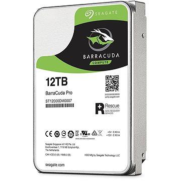 Seagate BarraCuda Pro 12TB (ST12000DM0007)