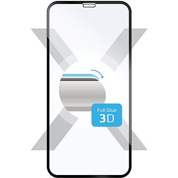 FIXED 3D Full-Cover pro Samsung Galaxy A8 (2018) černé (FIXG3D-261-BK)