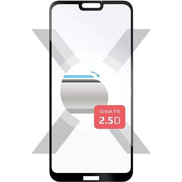 FIXED Full-Cover pro Huawei P20 Lite černé (FIXGF-278-BK)