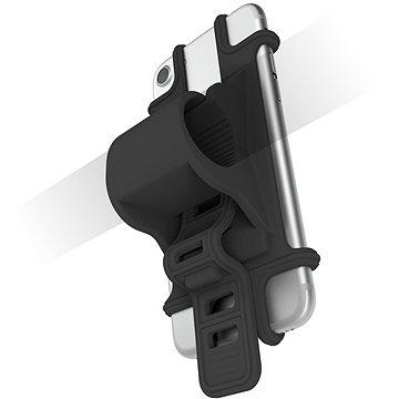 CELLY EASY BIKE pro telefony k upevnění na řídítka černý (EASYBIKEBK)