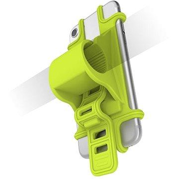 CELLY EASY BIKE pro telefony k upevnění na řídítka zelený (EASYBIKEGN)