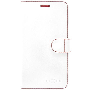 FIXED FIT pro Huawei Y6 Pro bílé (FIXFIT-125-WH)