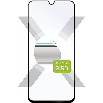 FIXED FullGlue-Cover pro Samsung Galaxy A40 černé (FIXGFA-400-BK)