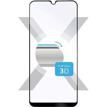 FIXED 3D Full-Cover pro Samsung Galaxy A20e s lepením přes celý displej černé (FIXG3D-399-BK)