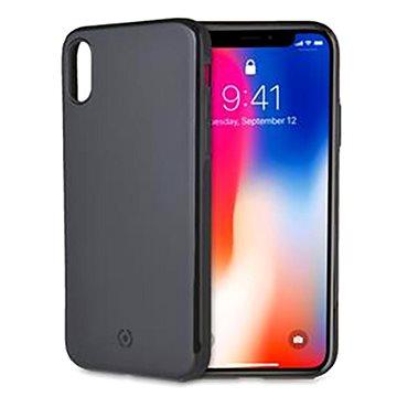 CELLY GHOSTSKIN pro Apple iPhone X/XS černý (GHOSTSKIN900BK)