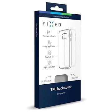 FIXED pro Sony Xperia X bezbarvý (FIXTC-094)