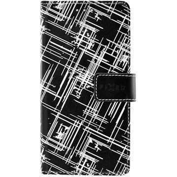 FIXED OPUS pro Huawei Y3 II White Stripes (FIXOP-097-WS)