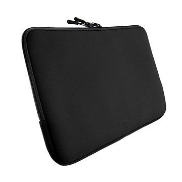 """FIXED Sleeve pro notebooky o úhlopříčce do 13"""" černé (FIXSLE-13-BK)"""