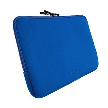 """FIXED Sleeve pro notebooky o úhlopříčce do 15.6"""" modré (FIXSLE-15-BL)"""