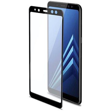 CELLY Full Glass for Samsung Galaxy A8 black (FULLGLASS705BK)