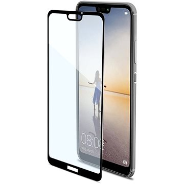 CELLY Full Glass pro Huawei P20 Lite black (FULLGLASS744BK)