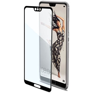 CELLY Full Glass for Huawei P20 Pro Black (FULLGLASS746BK)