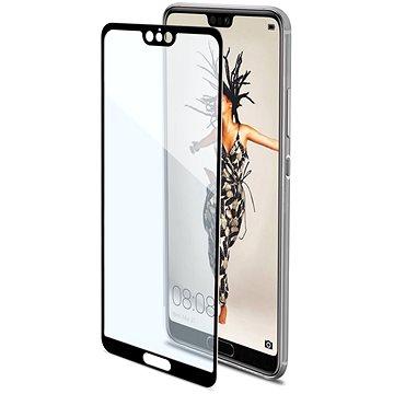 CELLY Full Glass for Huawei P20 black (FULLGLASS748BK)