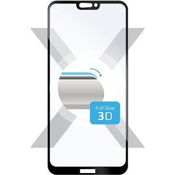 FIXED 3D Full-Cover pro Huawei P20 Lite černé (FIXG3D-278-BK)