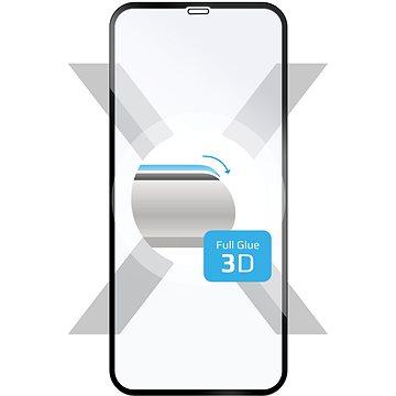 FIXED 3D Full-Cover pro iPhone XS Max černý (FIXG3D-335-BK )