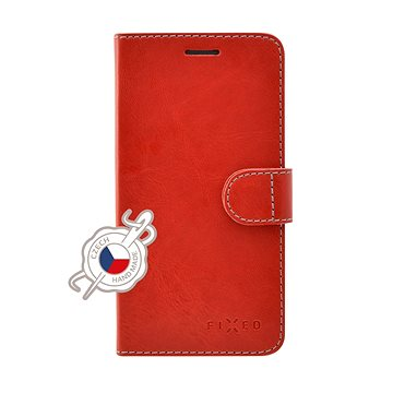 FIXED FIT pro Nokia 5.1 červené (FIXFIT-319-RD)